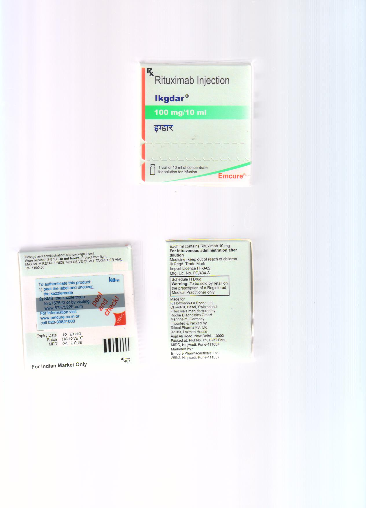 Nephro (Kidney Disease Related) Products Oncology Medicines, Anti Cancer Medicines, Cancer